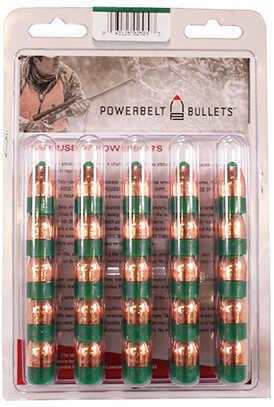 Powerbelt Bullets PowerBelt 50 Pack 50 Caliber 245 Grains Copper AeroTip AC1589ATX-50