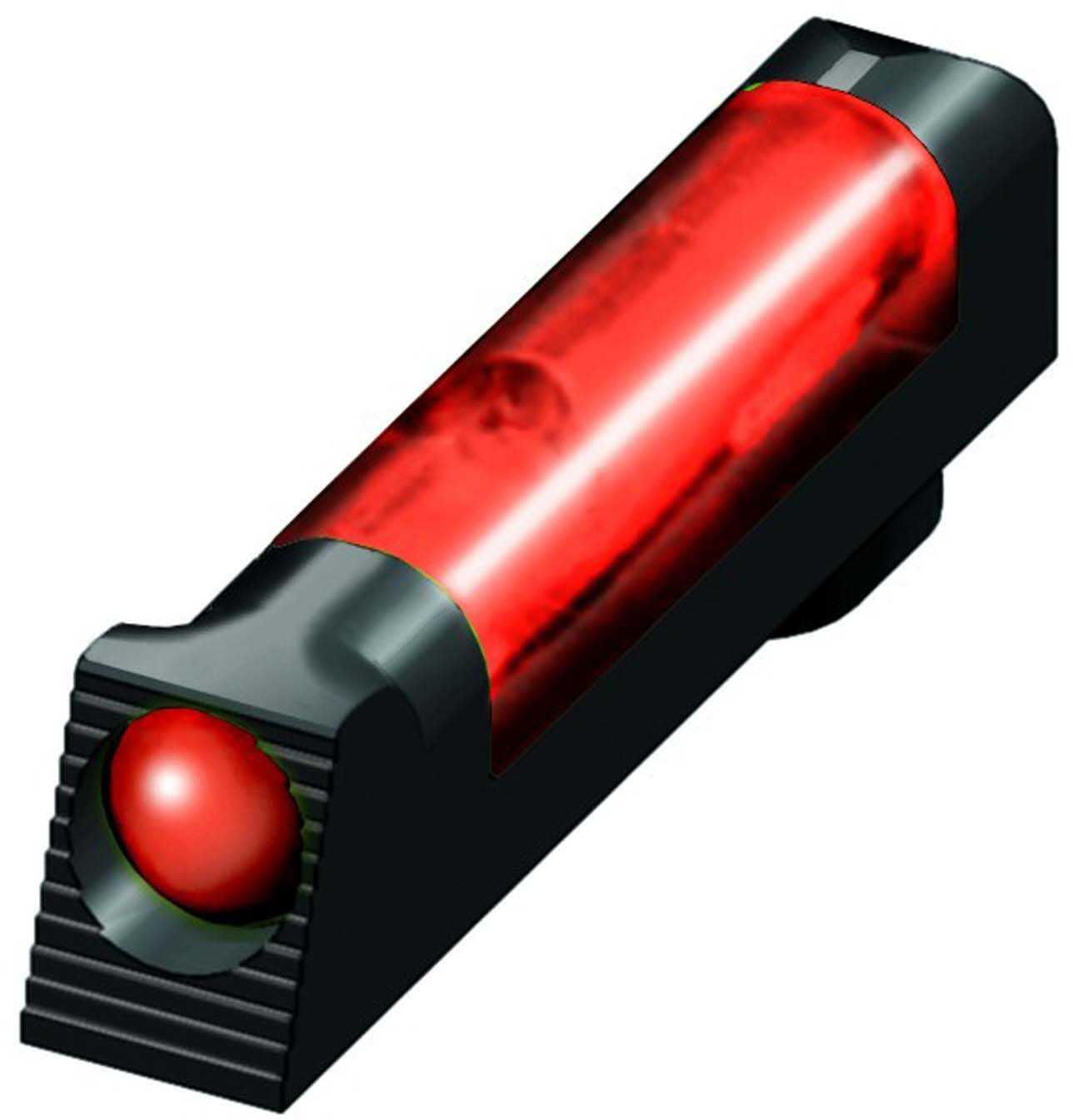 HiViz Sight Systems Hi-Viz Sight All Glocks Red Front Only GL2009-R