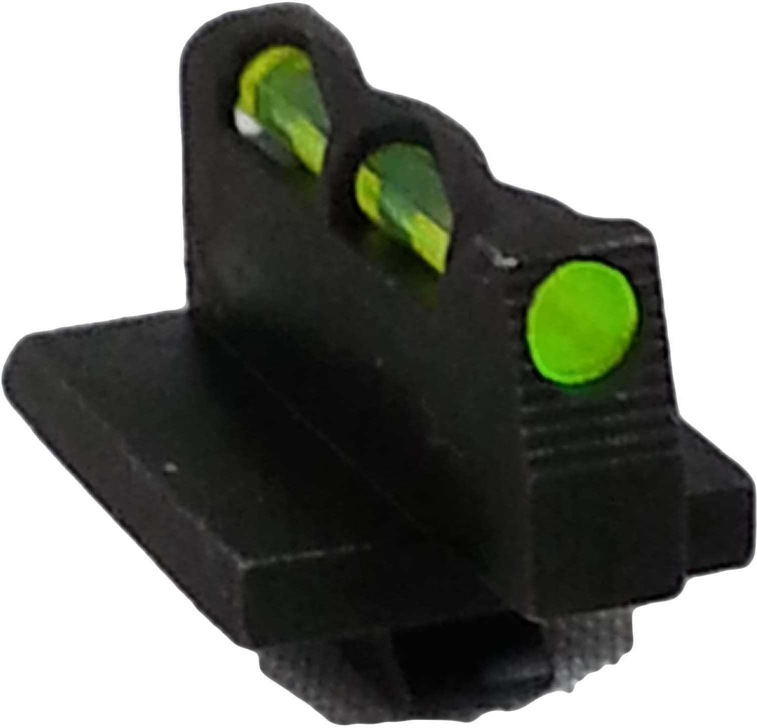 Hi-Viz Litewave Sight Fits Ruger GP100 3 Color Red White Green Front GPLW01