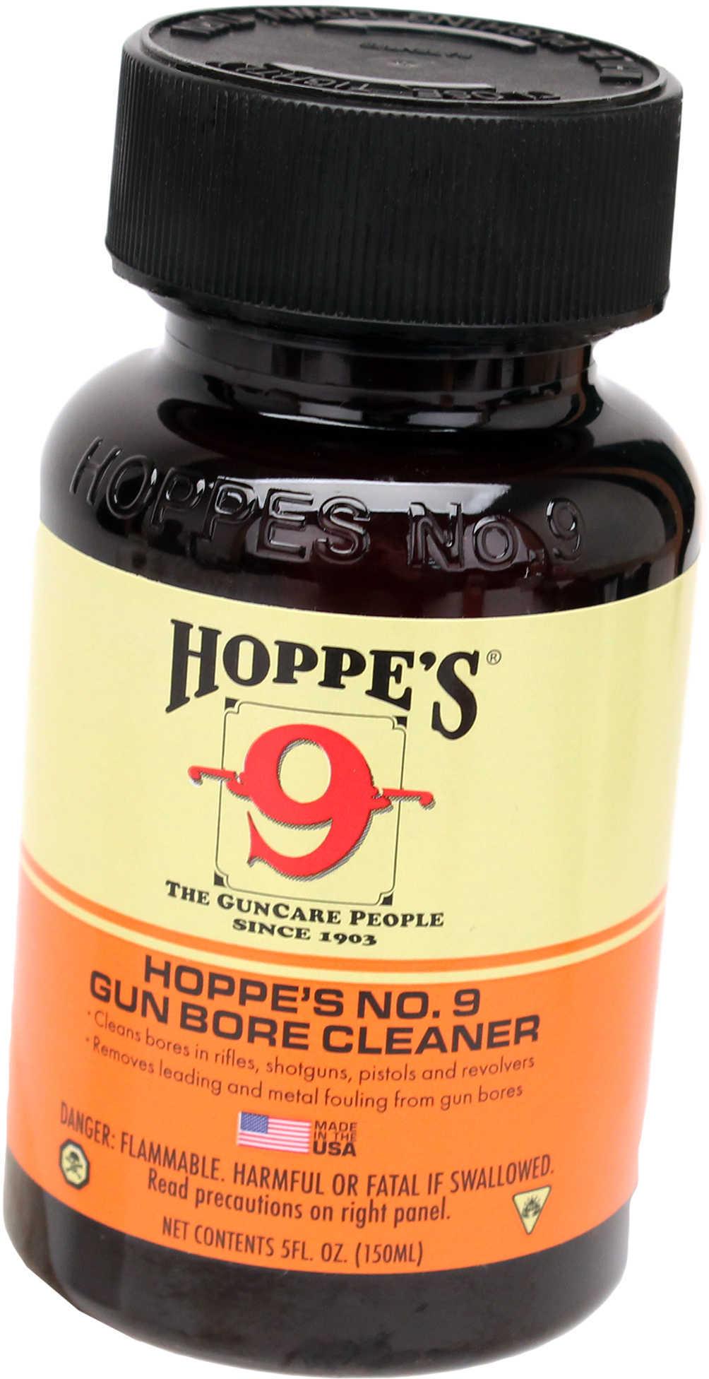 Hoppe's No 9 Solvent 5 oz. Md: 904