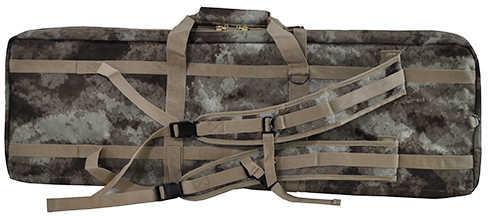 "Bulldog Cases Single Tactical Rifle 37"", AU Camo Md: BDT40-37AU"