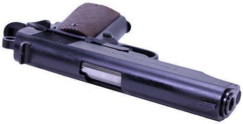 "American Tactical Imports Pistol ATI FX1911 GI 9MM Luger 4.25"" Barrel FS 9Rd Matte Black Wood Grip"