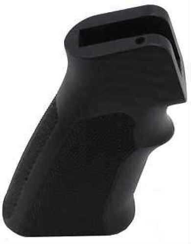 Hogue AR15 G10 Grips Checkered Black 15179