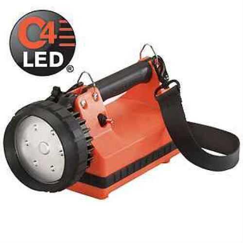 Streamlight E-Flood Power Failure System AC/DC Rack - Orange 45807