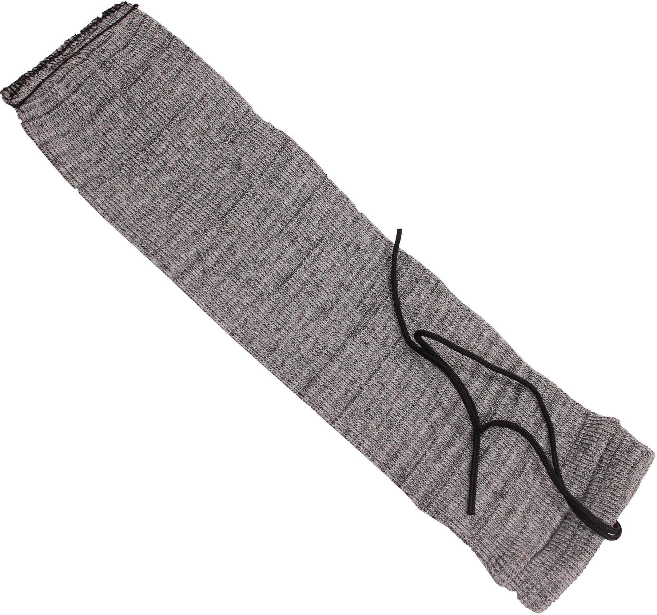 "Allen Cases Knit Gun Sock 14"" Gray 1314"