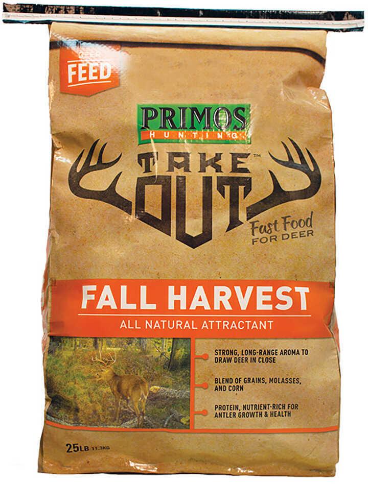 Take Out Fall Harvest Deer Attractant Powder, 25 lb Bag Md: 58526