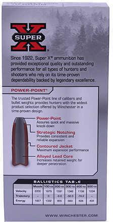 Winchester Ammunition Super-X 30-30 170 Grain Power Point 20 Round Box X30303