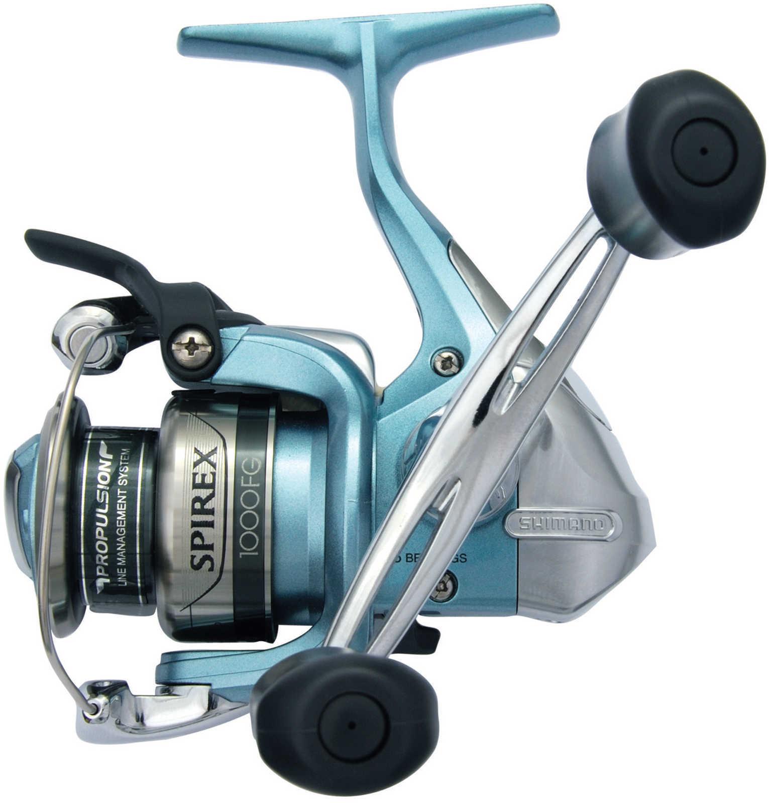Shimano Spirex Reel Spin 6bb 6.2:1 110/6# Size 1000sz SR1000FG