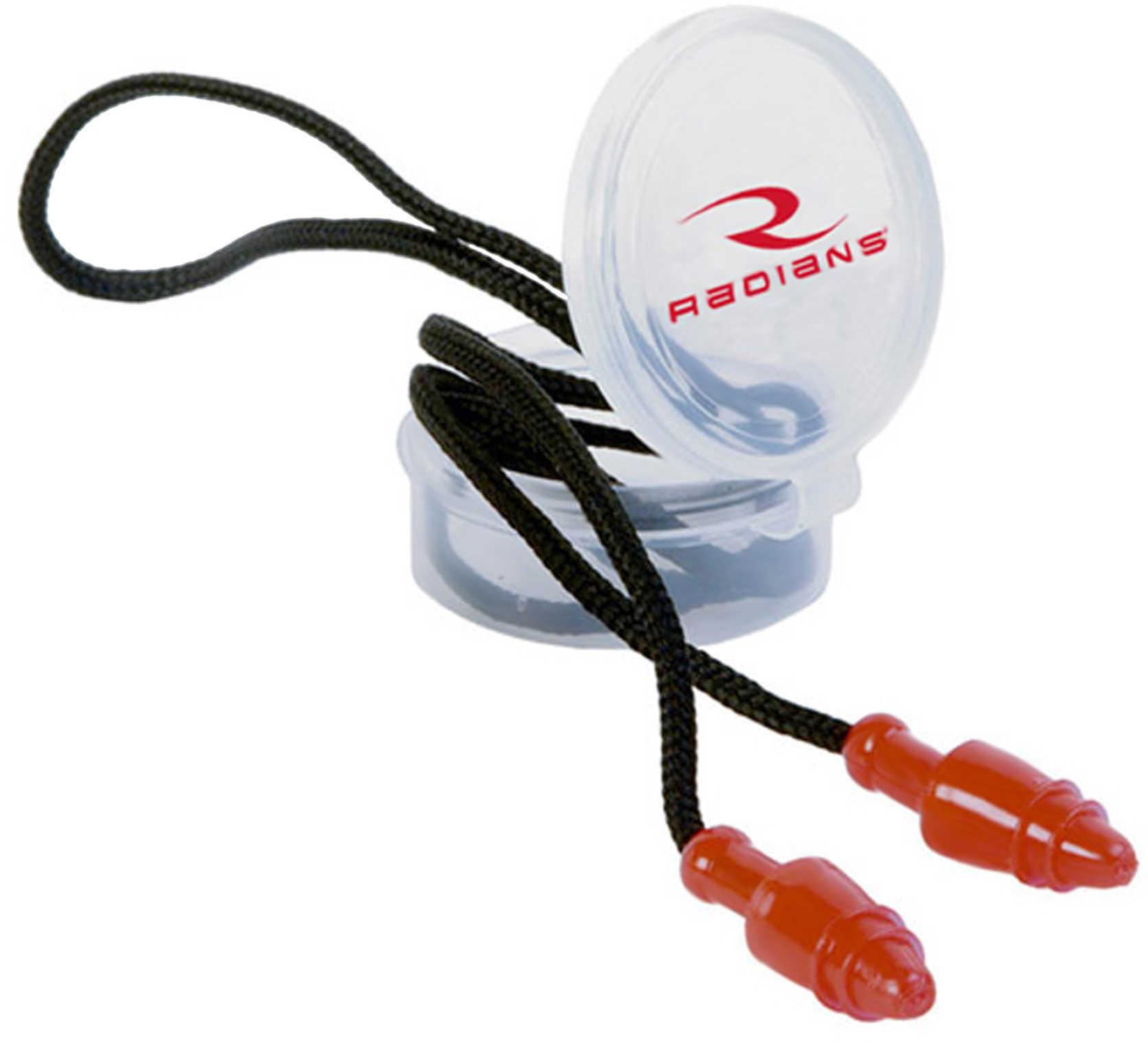 Radians Snug Plugs, Corded Earplugs 1 Pair JP3150HC