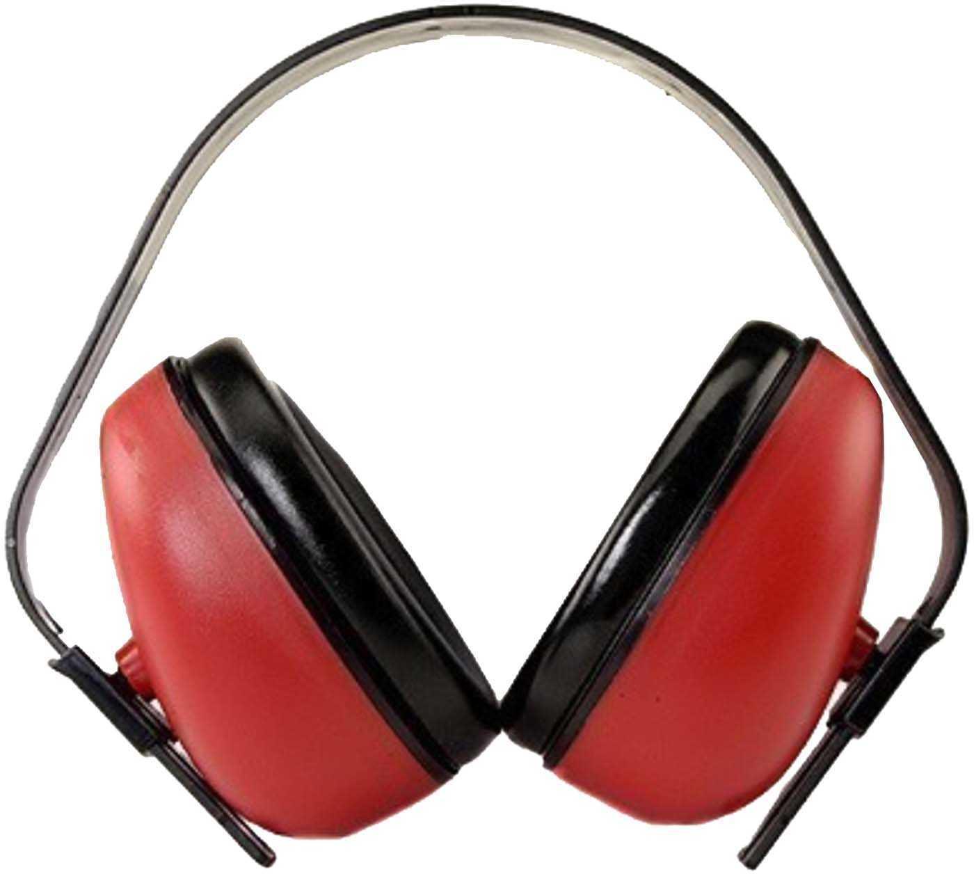 Radians Earmuff Def-Guard Red NRR 23 F0310HC