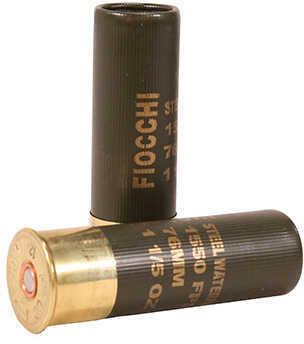 """Fiocchi Ammunition 12 Gauge Speed Steel, 3"""", 1 1/5 oz, 4 Shot, Per 25"""