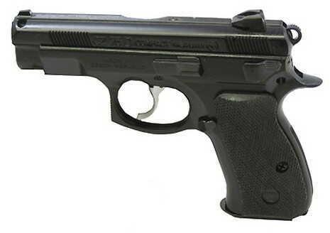 Pistol CZ USA CZ75 D PCR Compact 9mm Luger Black 14 Round 91194