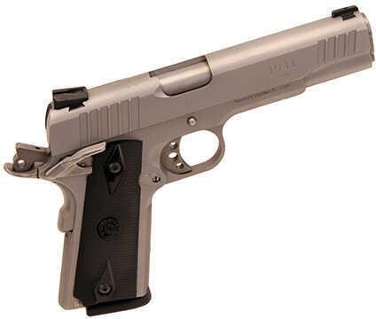 "Pistol Taurus PT1911 9mm Luger Stainless Steel 5"" Large Frame 9+1 11911099"