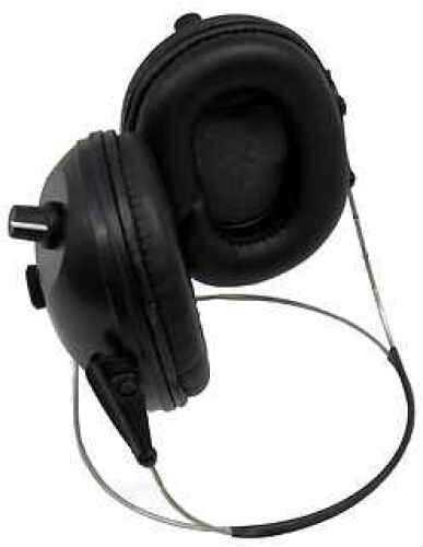 Pro Ears Pro 300 NRR 26 Black Behind Head P300-B-BH
