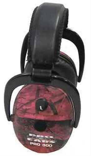 Pro Ears Pro 300 NRR 26 RealTree Pink Camo P300-PC