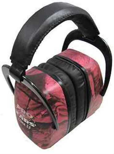 Pro Ears Ultra NRR 33, Pink Realtree Camo PE-33-U-PC