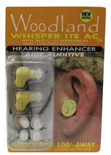 Woodland Whisper In-The-Ear 2pk WW ITEAC
