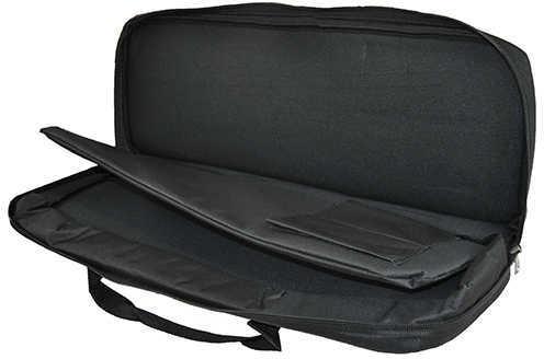 "Bulldog Cases Ultra Compact AR15, Discreet Carry Case, 29"", Black Md: BD476"