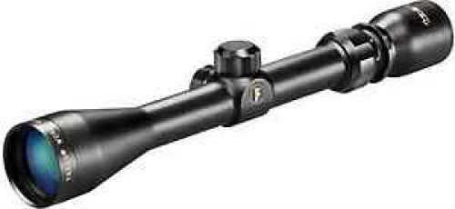 Tasco World Class Riflescope 3-9x40mm Matte Black, True Mil-Dot Reticle DWC39X40M