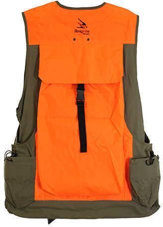 Peregrine Trekker II Dog Handler's Vest Orange/Sage, Large
