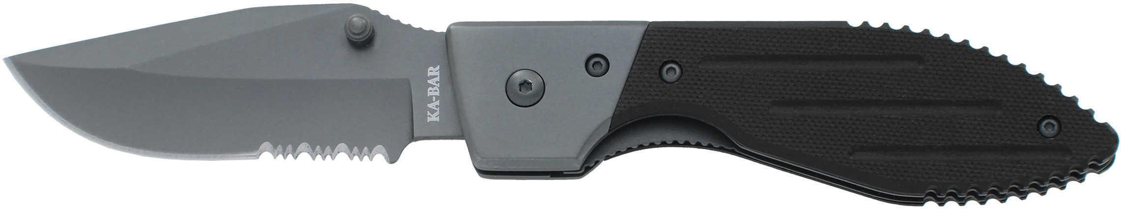 Ka-Bar Warthog Folder II, Serrated Edge 2-3073-8