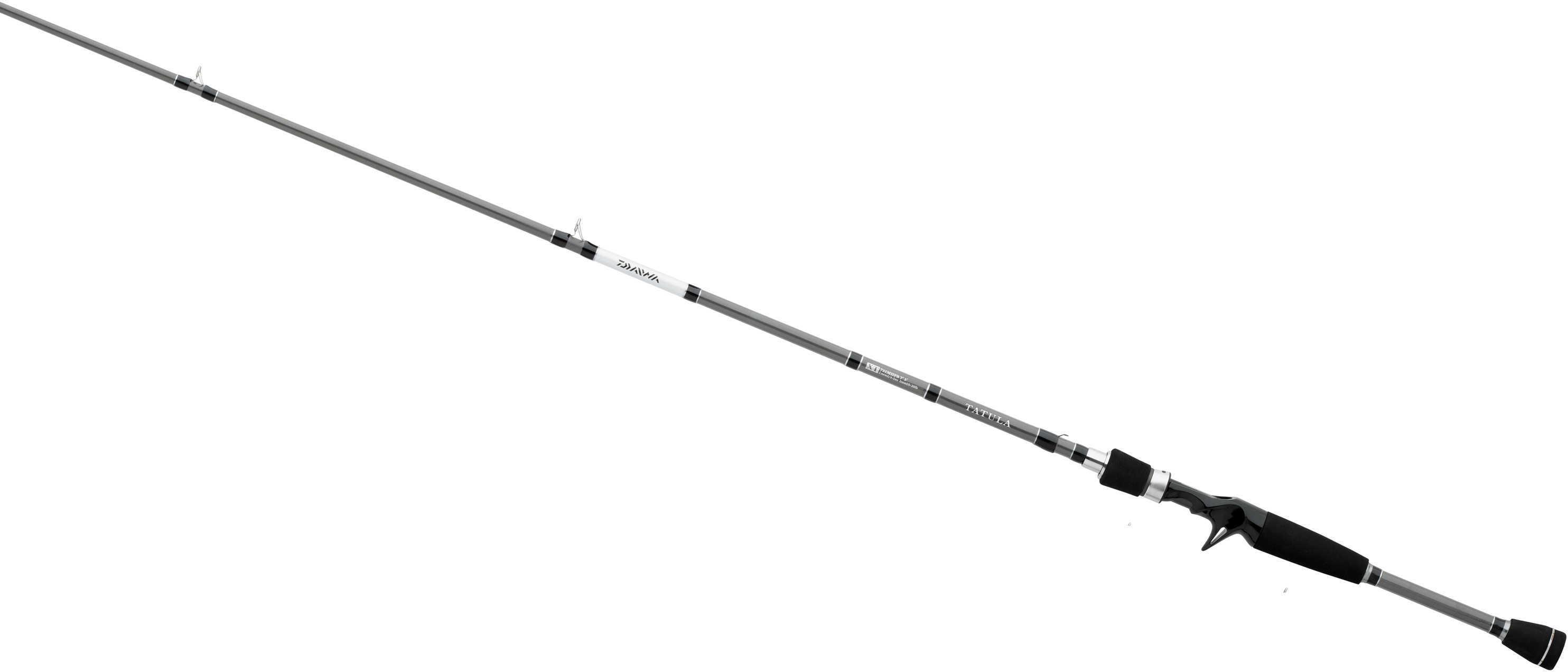 "Daiwa Tatula XT Bass Casting Rod 7'1"" Length, 1 Piece Rod, Medium/Heavy Power, Extra Fast Action Md: TXT71"
