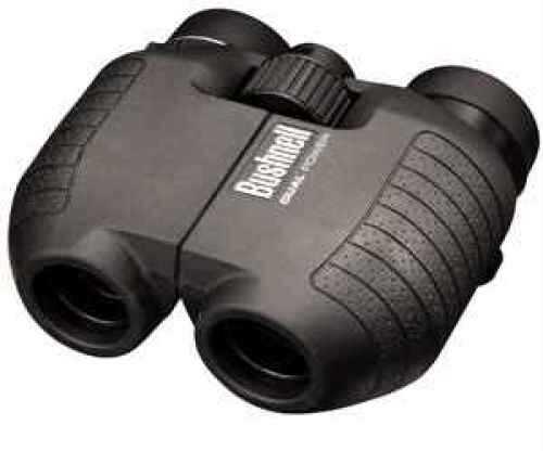 Bushnell Spectator Binoculars 5x-10x Dual Power, Black, Porro Prism 1751030