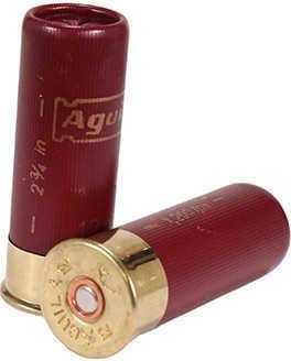 "Aguila Ammunition 12 Gauge 2 3/4"", 1 oz Load, #8 Shot, Per 25"