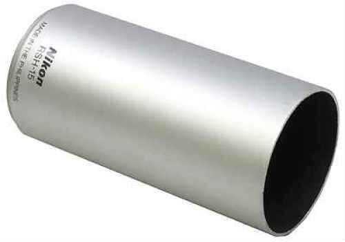 Nikon Monarch Sunshade 42mm Objective, Silver 7164