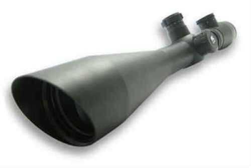 NcStar Mark III Series Riflescope 6-24x50, Green Illuminated Rangefinder Reticle, 30mm Tube, Green Lens SM3RAO62450G