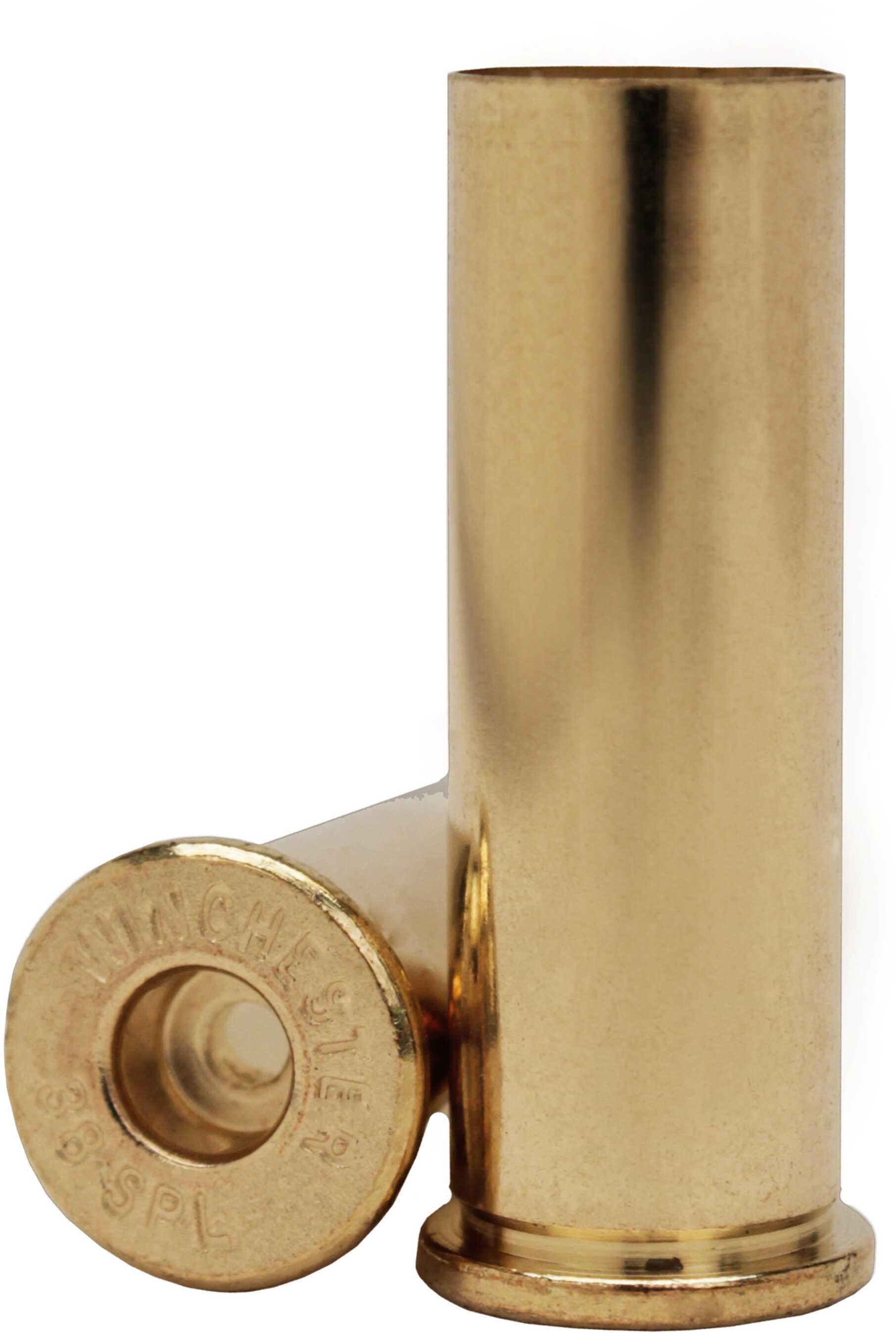 Winchester Unprimed Brass 38 Special (Per 100) WSC38SU