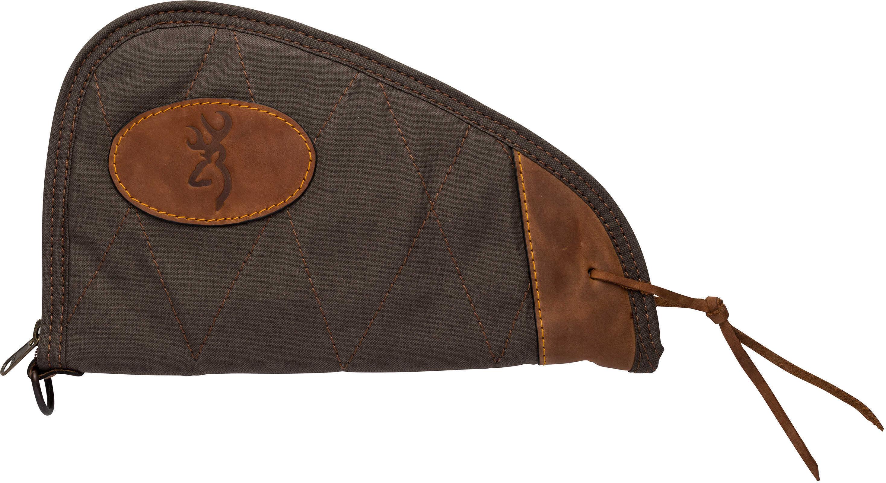"Browning Lona Case 11"", Pistol Rug, Flint/Brown Md: 1423886911"