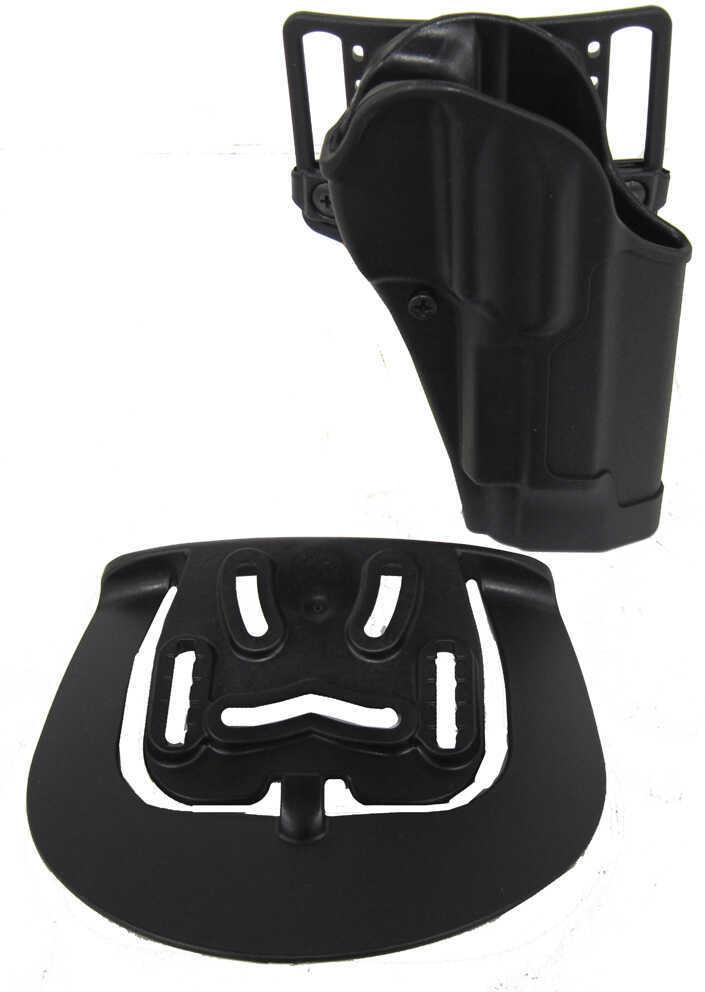 BlackHawk Products Group Sportster Standard Belt & Paddle Beretta 92/96, Right Hand 415604BK-R