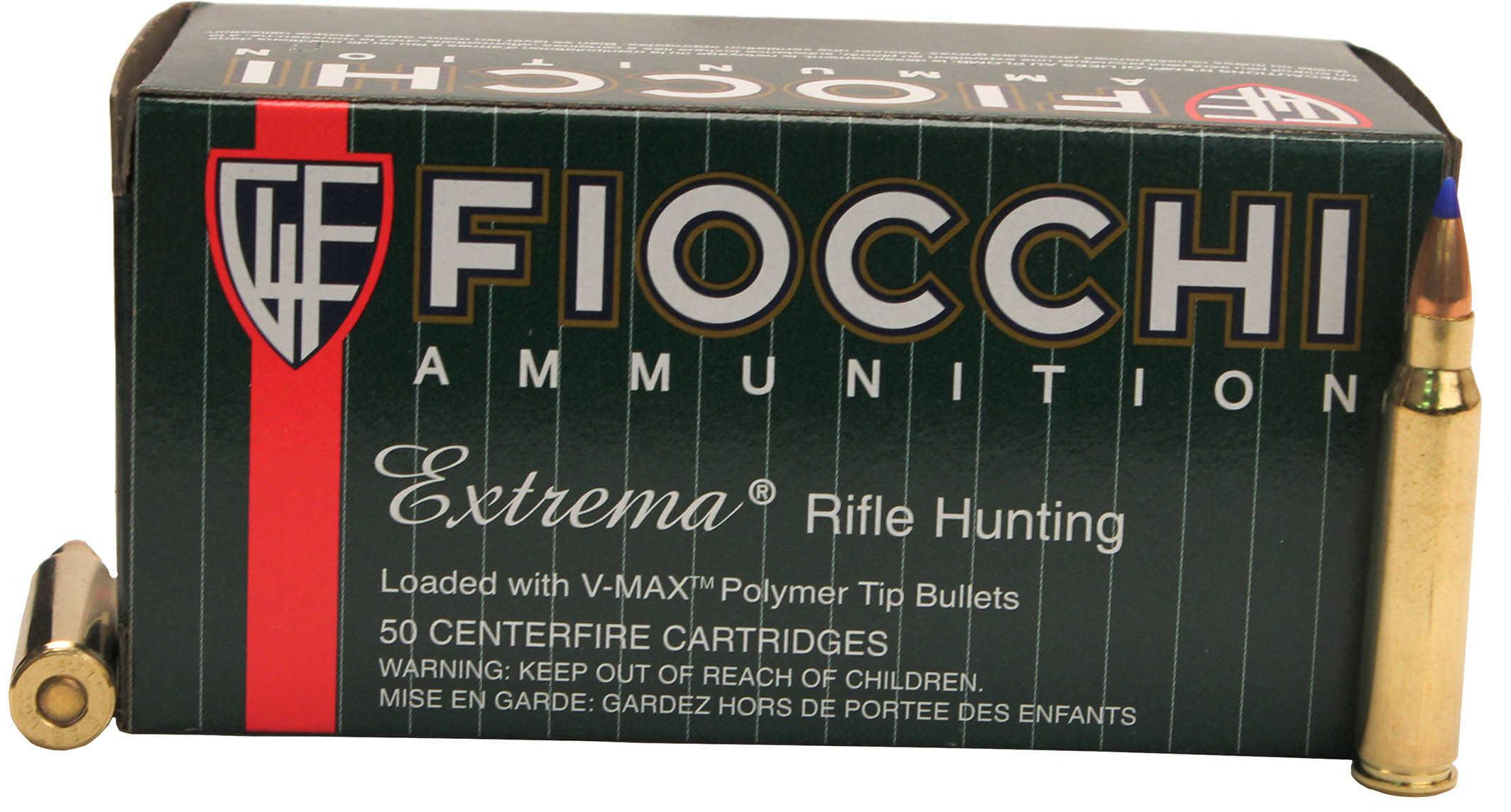 Fiocchii Extrema Rifle Hunting Ammunition 223 Remington - 40 Grains - Hornady V-MAX - 3650 FPS - 50 per b 223HVB50