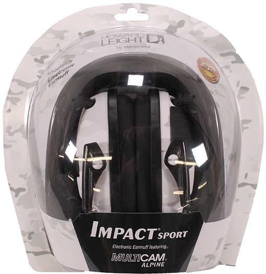 Howard Leight Impact Sport Electronic Earmuff MultiCam Alpine
