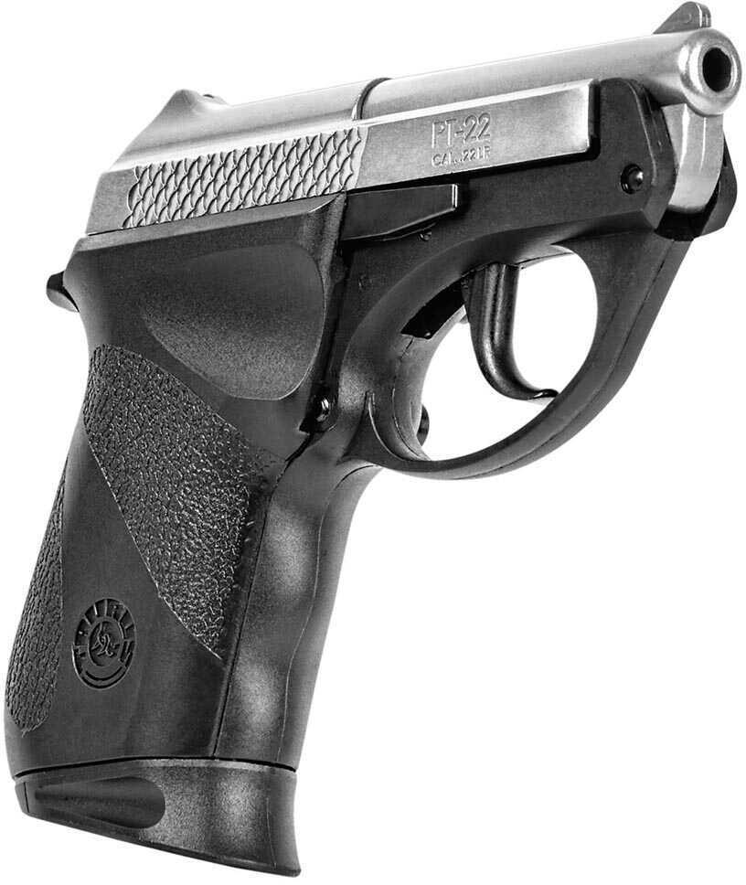"Taurus Tip-Up Pistol 22 LR 2.75"" Barrel Stainless Steel Slide Polymer Frame 8 Rounds"