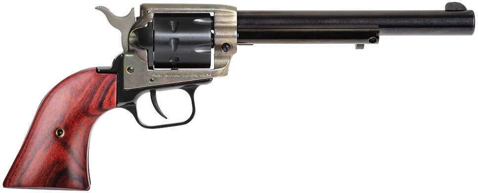 "Heritage Rough Rider Revolver 22 LR 6.5"" Barrel 9 Round Cocobolo Grips"