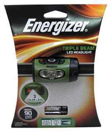 Energizer Triple Beam LED Headlight HD33A3CE