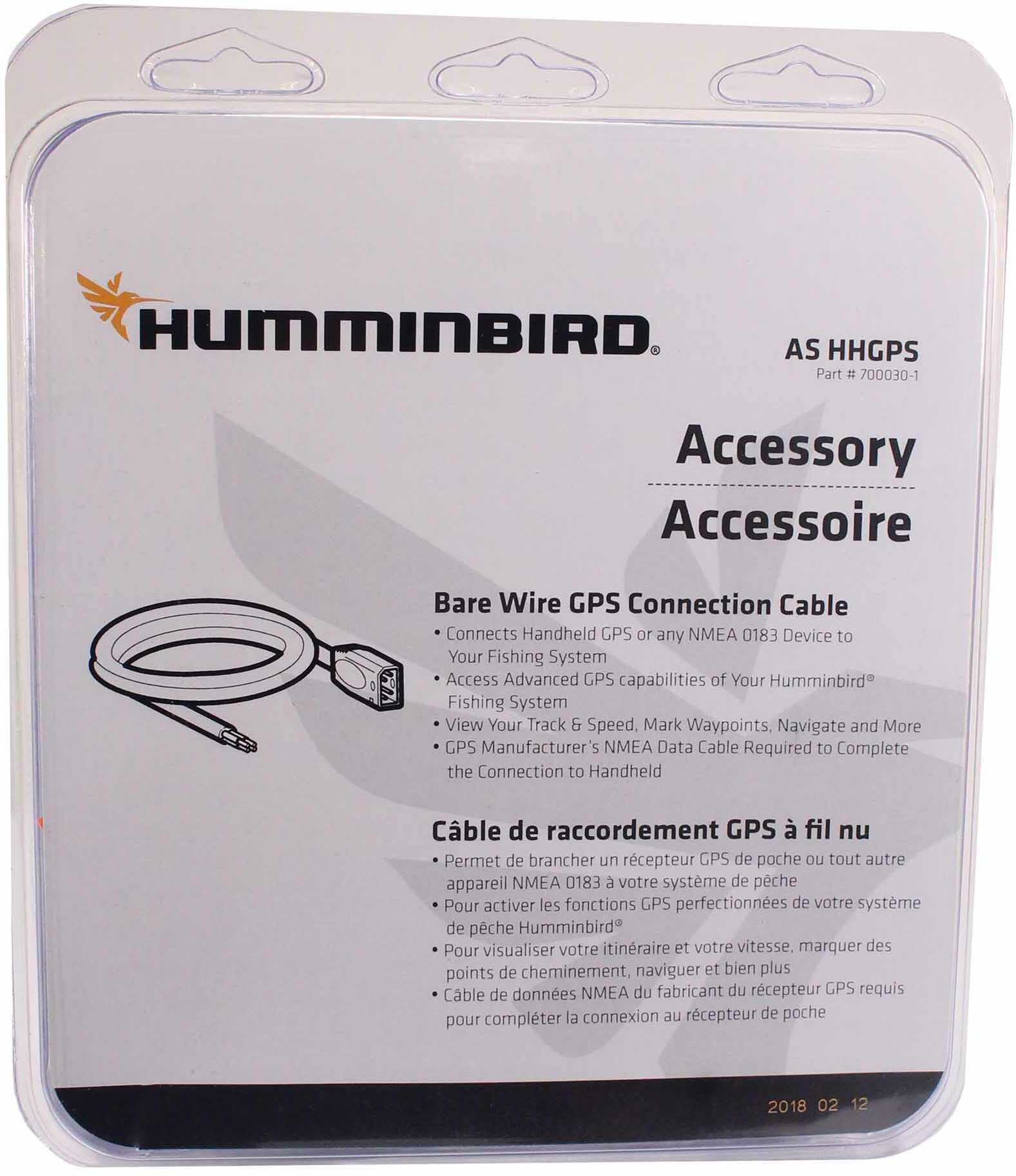 Humminbird Nmea/Gps Cable As Hhgps 700030-1