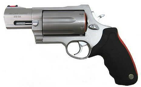 "Taurus M513 Raging Judge Magnum 45 Long Colt / 410 Gauge / 454 Casull  3"" Barrel  3"" Chamber  Stainless Steel Revolver     2513039"