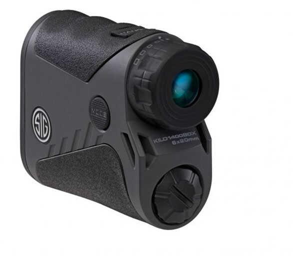 Sig Sauer KILO1400BDX Ballistic Data Xchange Laser Range Finder 6x20mm