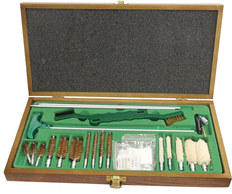 Remington Sportsman Kit Cleaning Kit Universal Brushes & Swabs Box 19054