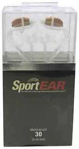SportEar Micro Blast 30 (Tan) Pair MB30PR