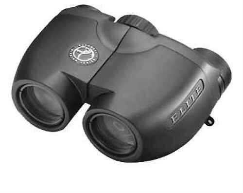 Bushnell Elite Binoculars 7x26mm Porro Prism, Rain Guard Compact Black 620726