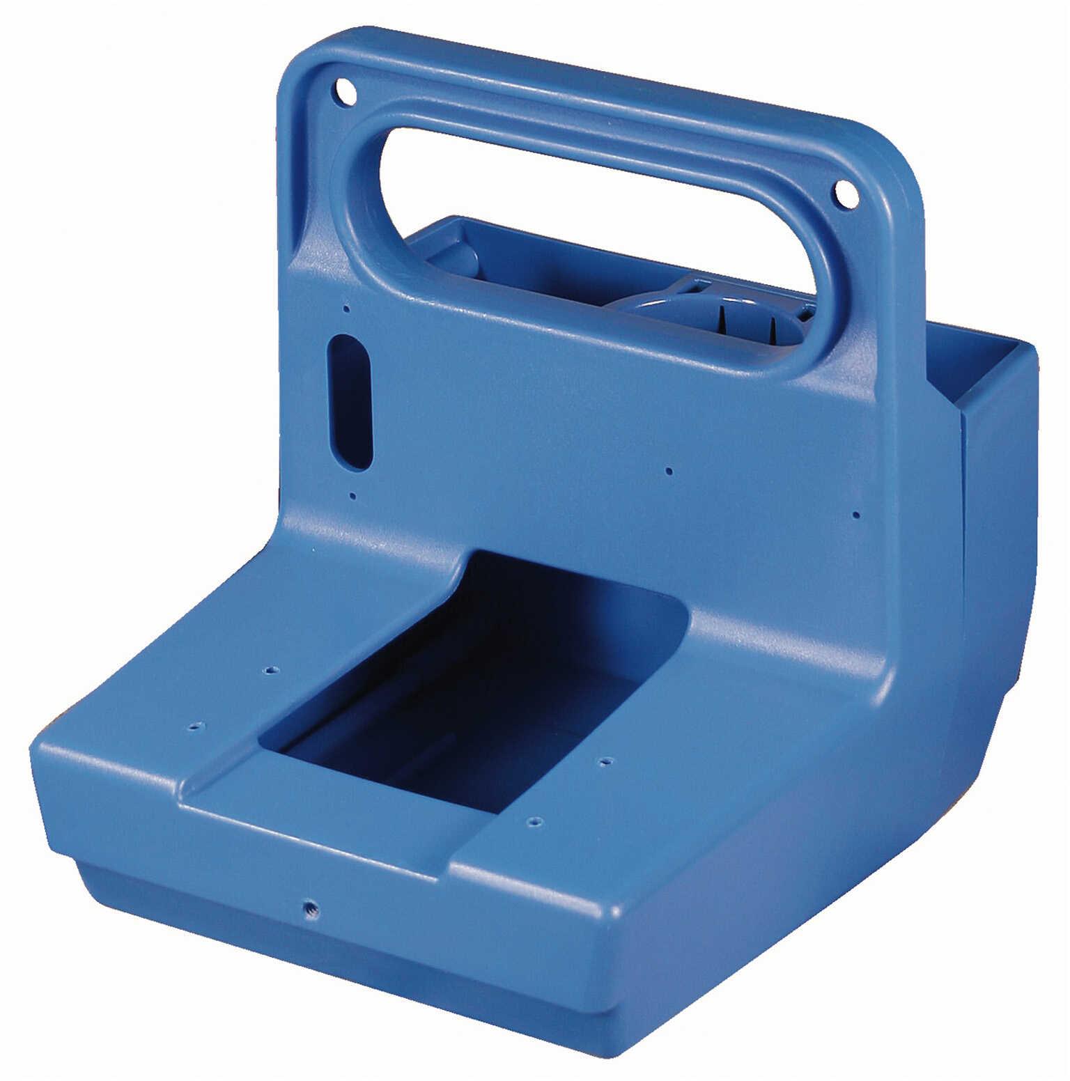 Vexilar Inc. Genz Blue Box Carrying Case BC-100