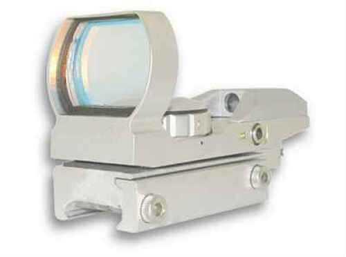 NcStar Red Dot Reflex Sight Silver D4S