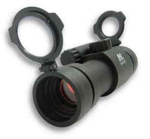 "NcStar Red Dot Sight 1x30, 3/8"" Ring(Dovetail), Cap DP130/3"