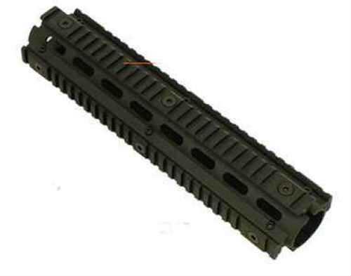 NcStar Handguard Rail AR15, Rifle Length, Quad MAR4L