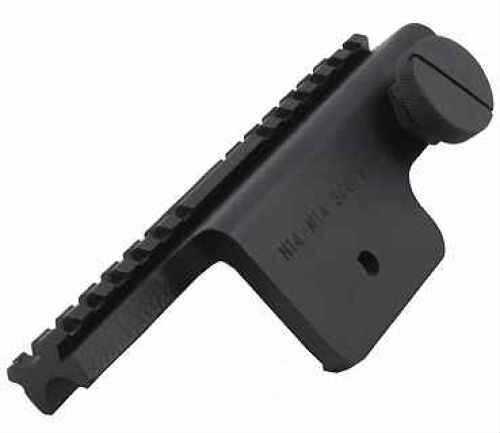 NcStar M1A/M-14 Scope Mount Weaver Style, Black Weaver Style, Black MM14