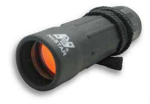 NcStar Monocular 10x25 Black, Ruby Lens N1025R
